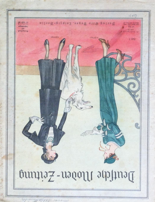 Deutsche Moden-Zeitung No. 2 Vol. 41 1931
