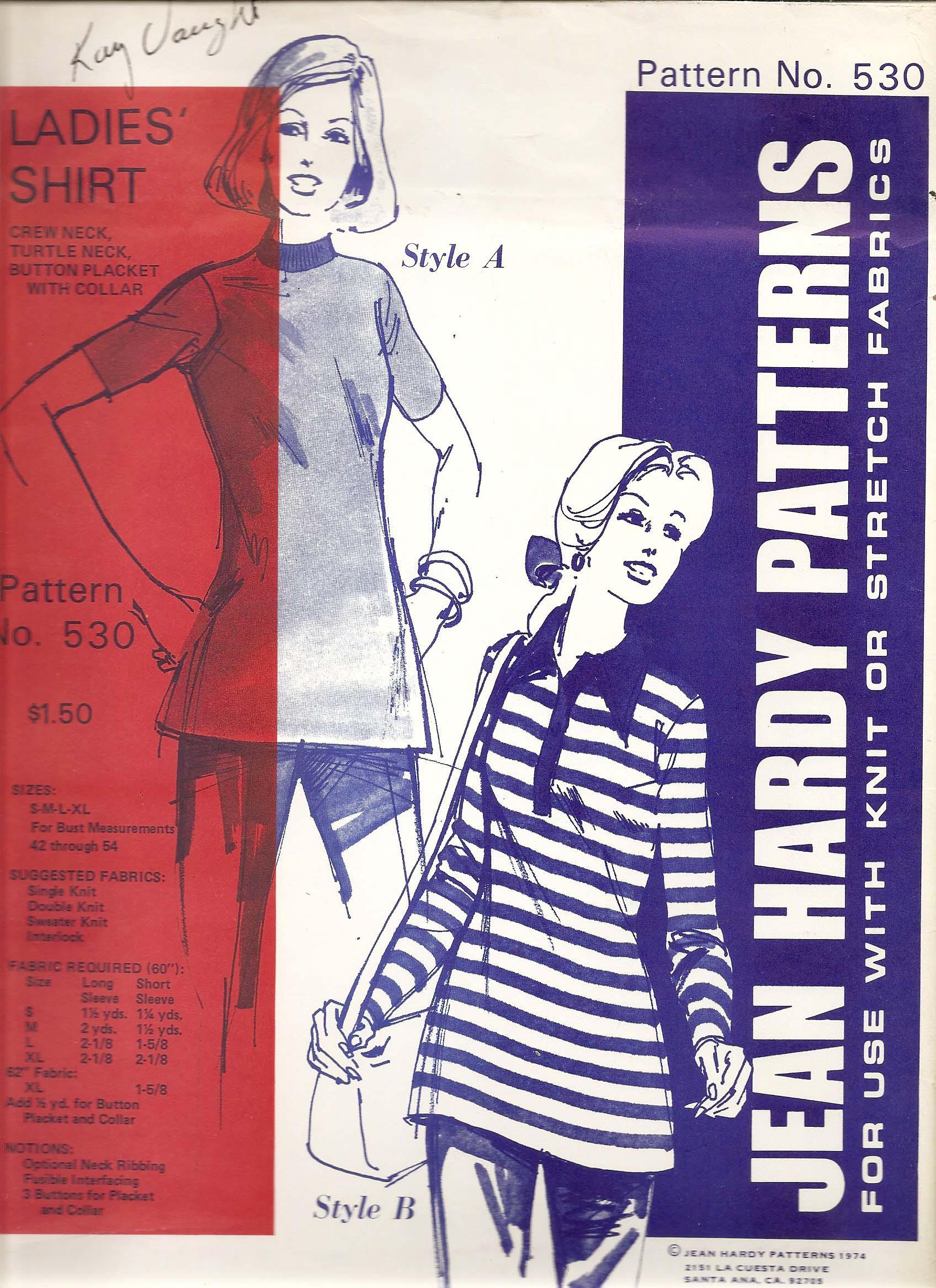 Jean Hardy 530