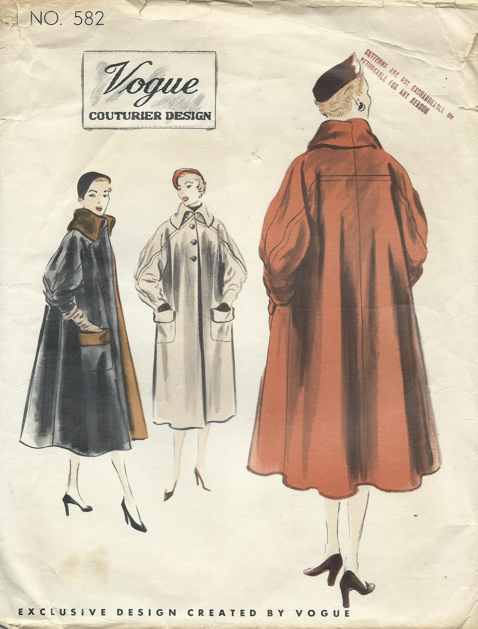 Vogue 582
