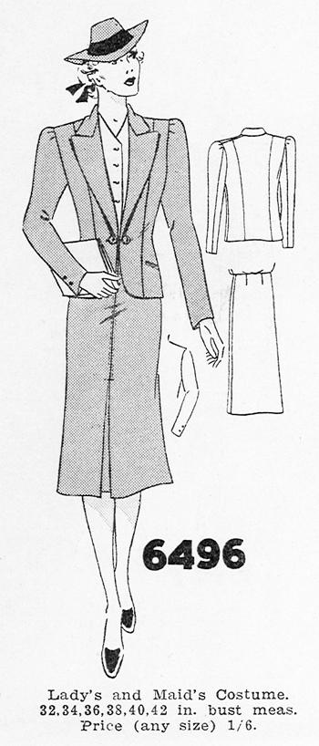 Madame Weigel's 6496