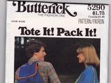 Butterick 5290