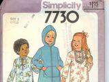 Simplicity 7730