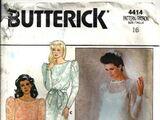 Butterick 4414 A