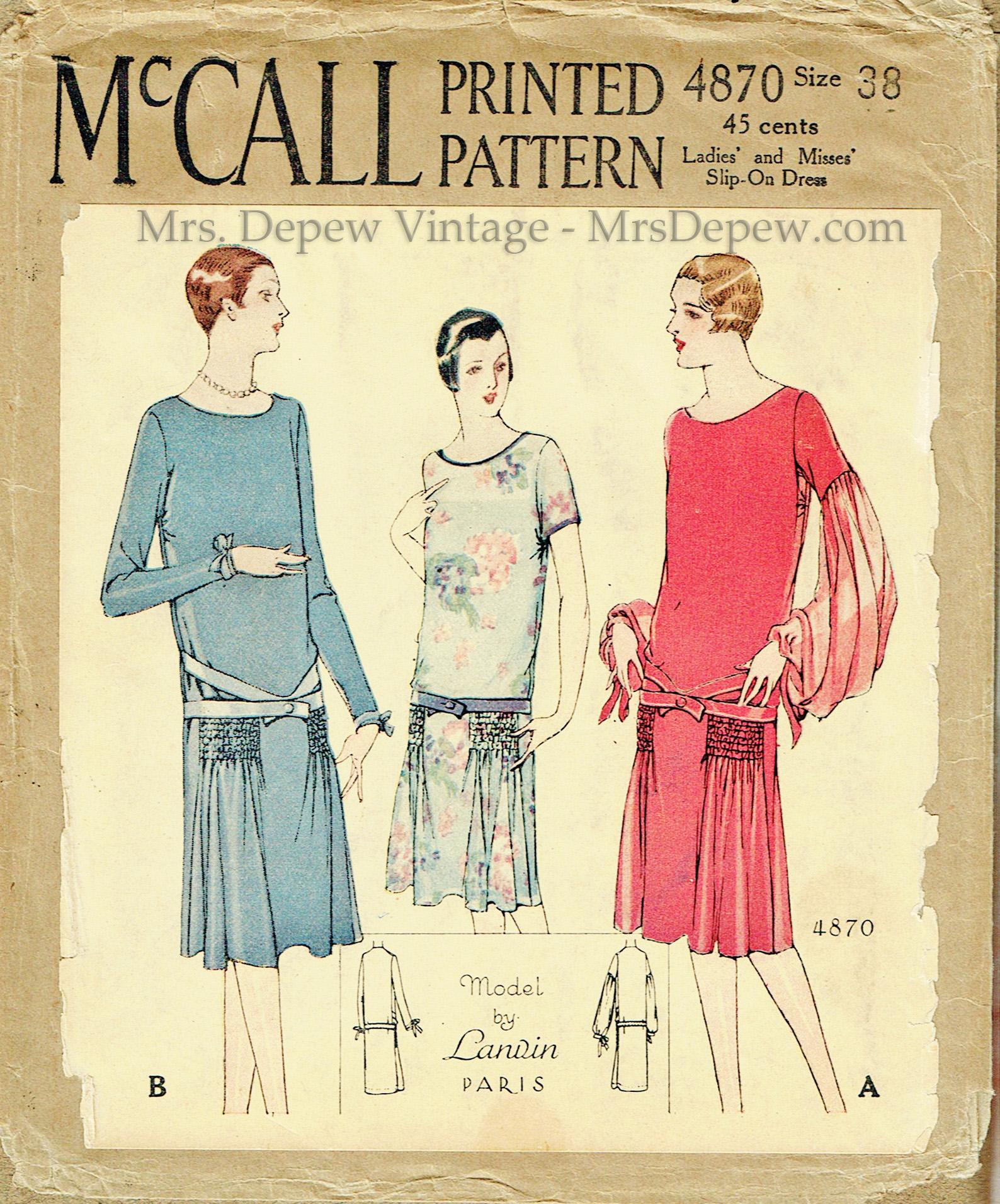 McCall 4870