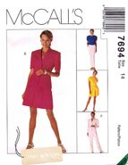 McCalls 1995 7694