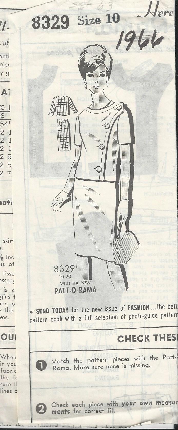 Patt-O-Rama 8329
