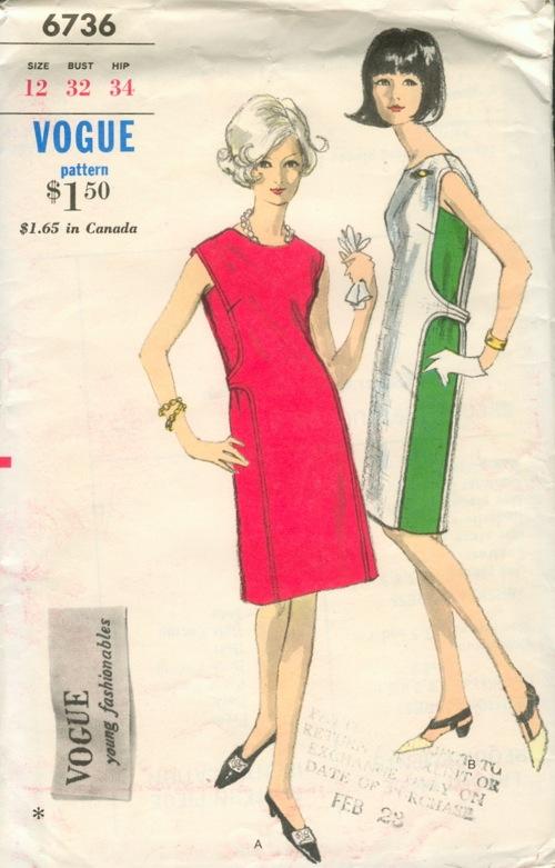 Vogue 6736