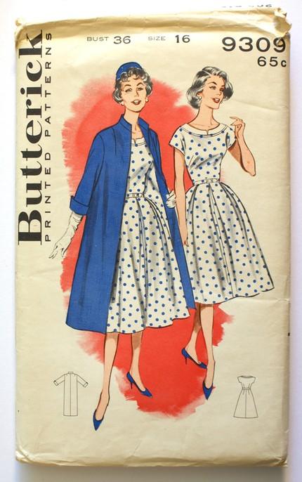 Butterick 9309