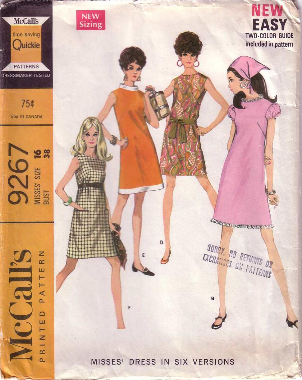 McCall's 9267