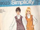 Simplicity 8923