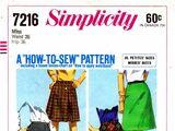 Simplicity 7216
