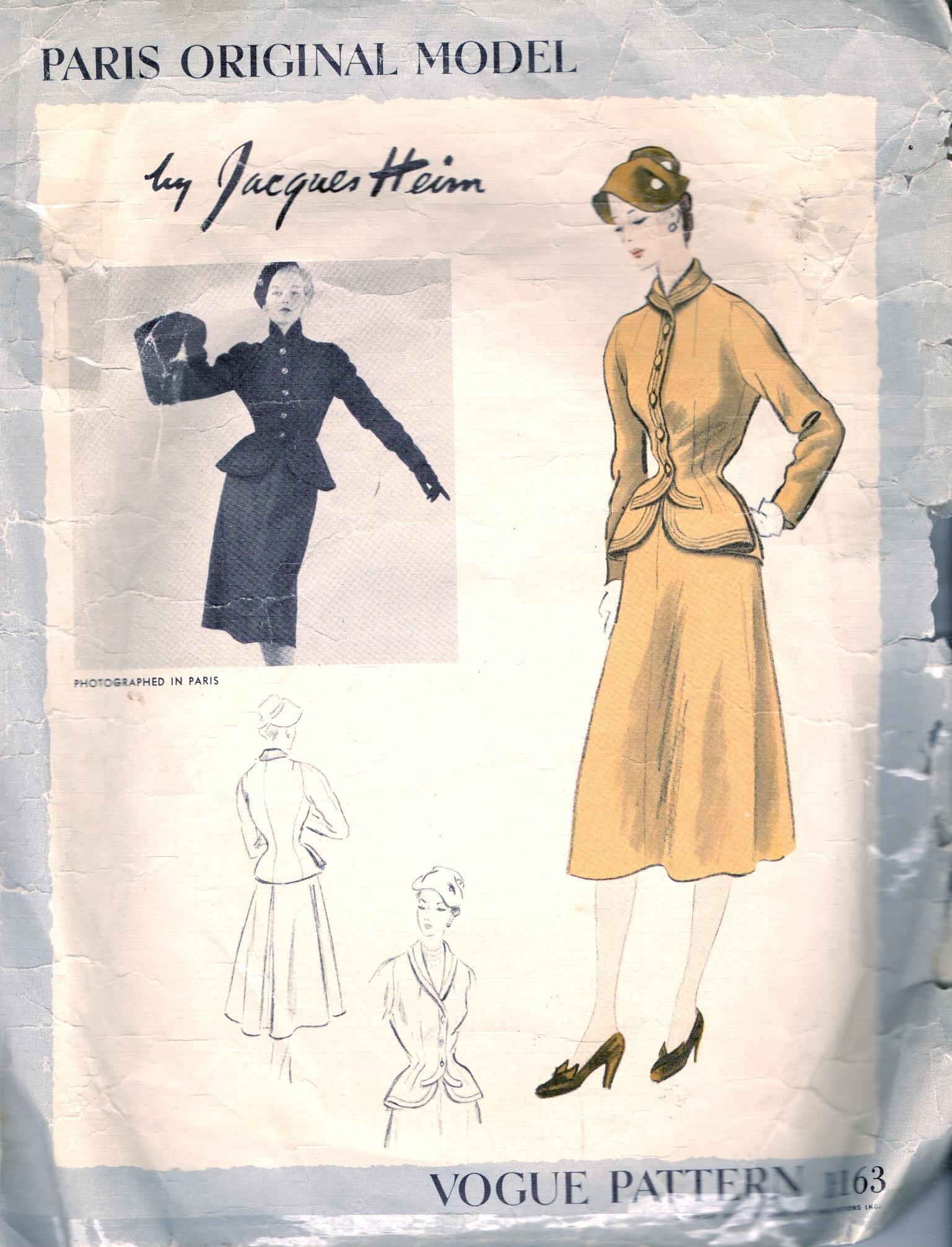 Vogue 1163