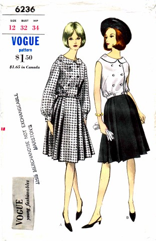 Vogue 6236 A