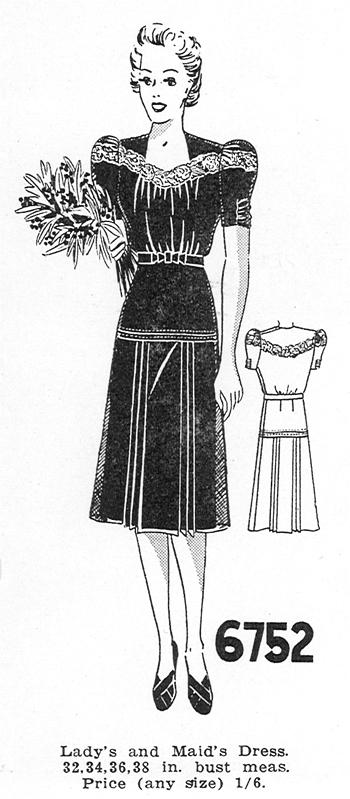 Madame Weigel's 6752