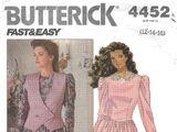 Butterick 4452 A