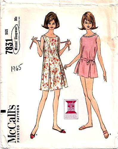 McCall's 7831