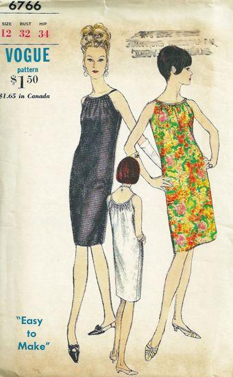 Vogue 6766