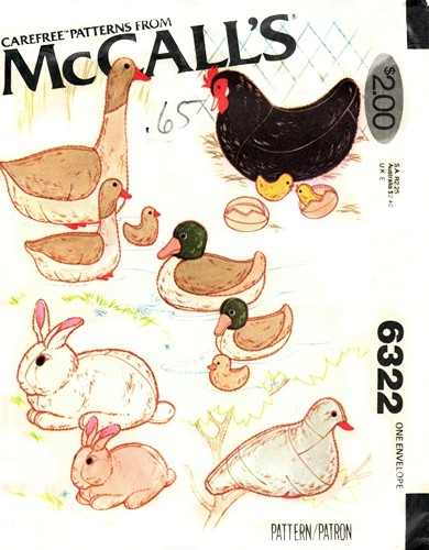 McCall's 6322