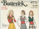 Butterick 6771
