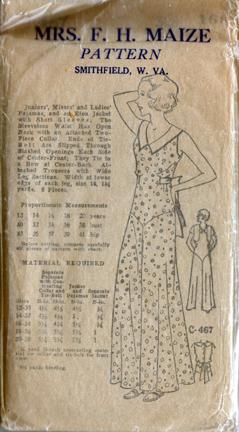 Mrs. F. H. Maize 467