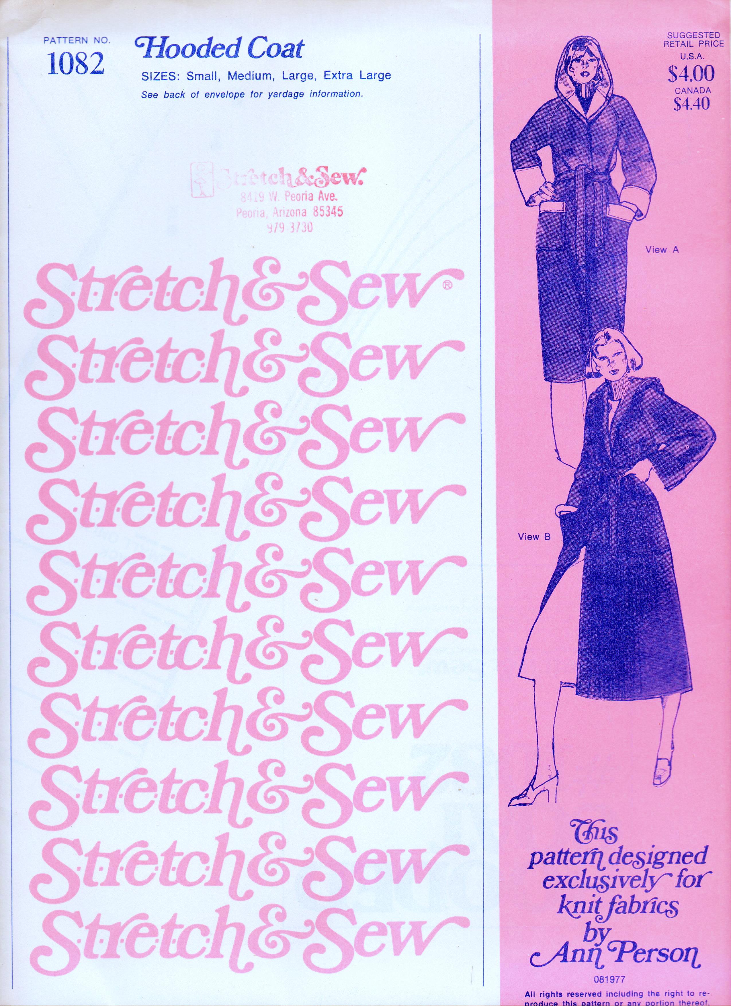 Stretch & Sew 1082