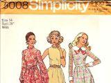 Simplicity 5008