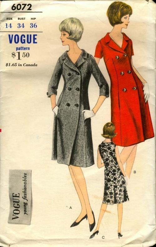 Vogue 6072
