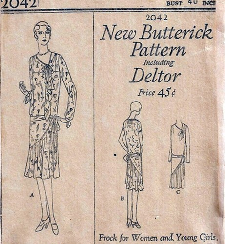 Butterick 2042