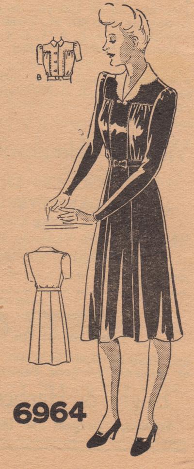 Madame Weigel's 6964