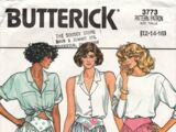 Butterick 3773 A