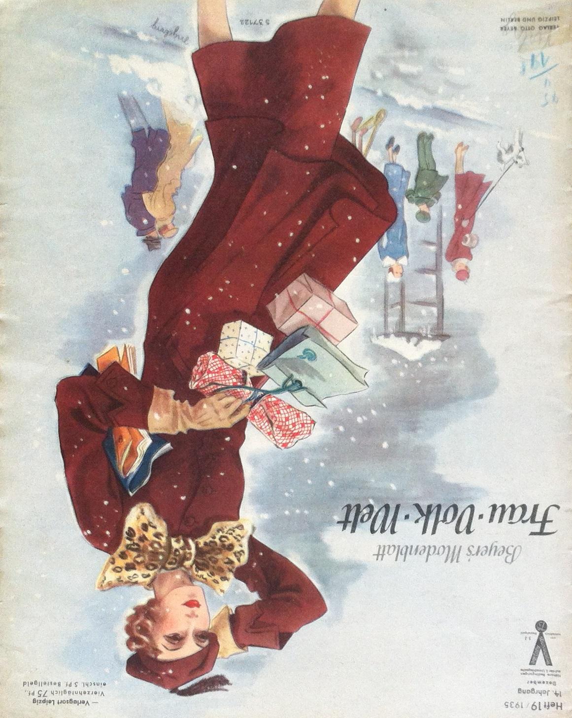Beyers Modenblatt No. 19 Vol. 14 1935