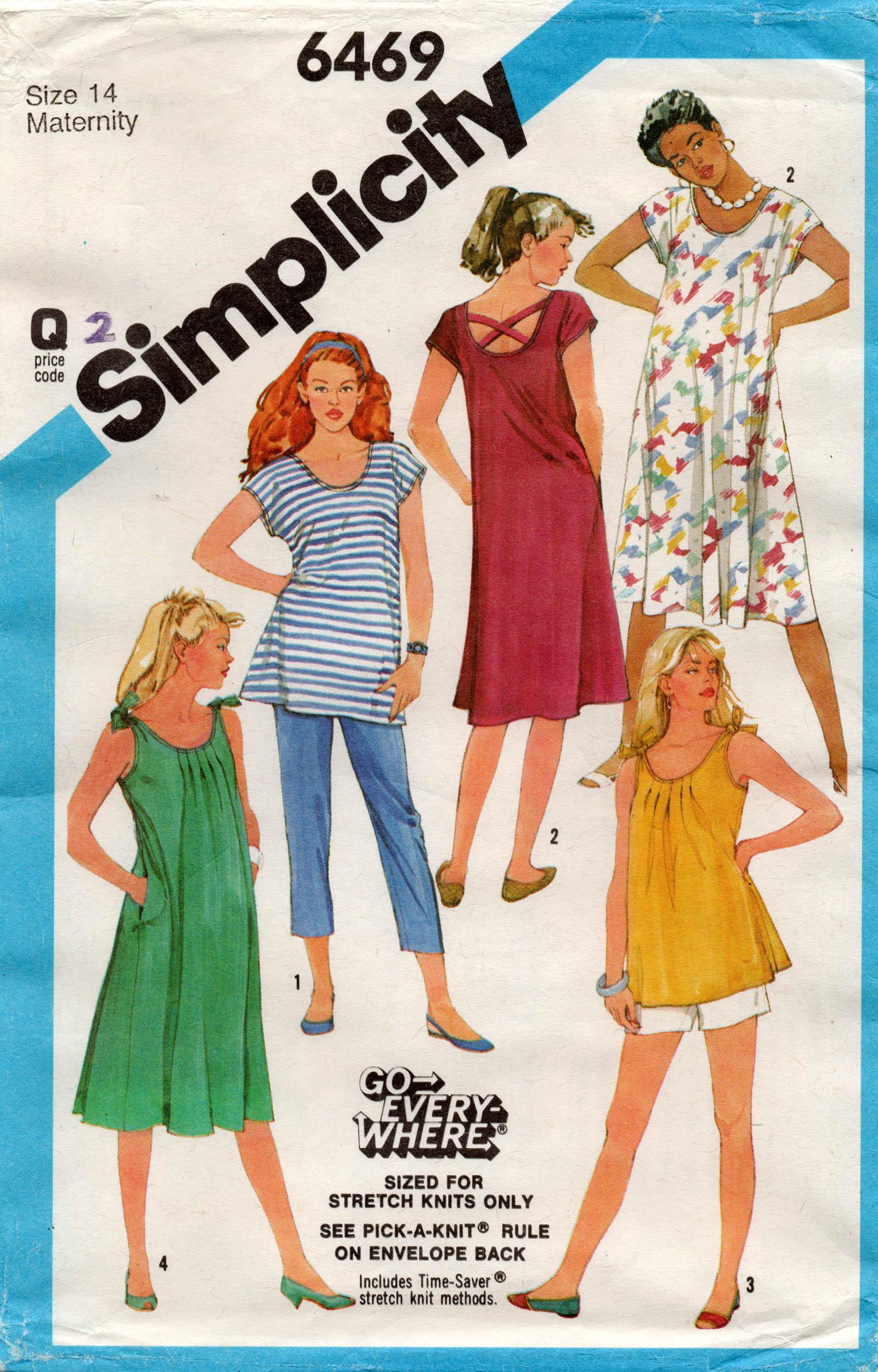Simplicity 6469 A