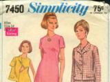 Simplicity 7450
