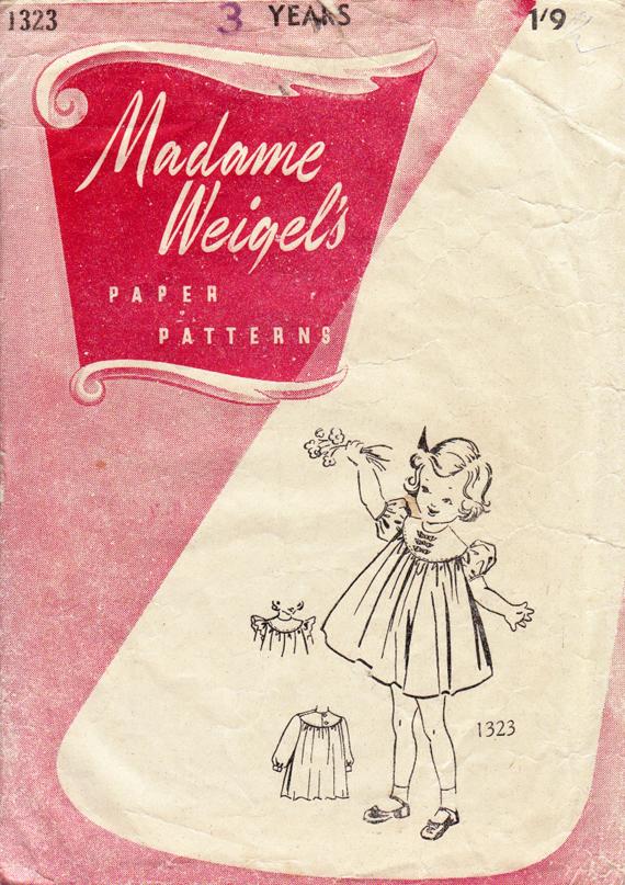 Madame Weigel's 1323