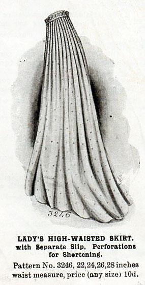 Madame Weigel's 3246