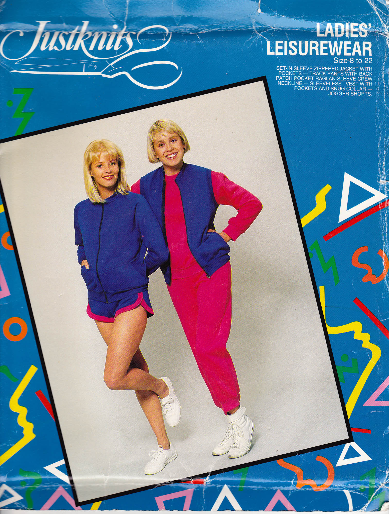 Justknits Ladies' Leisurewear
