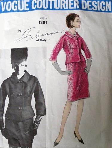 Vogue 1281 A