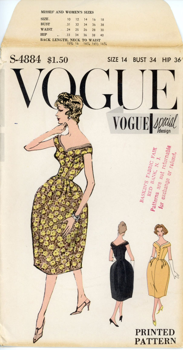 Vogue S-4884