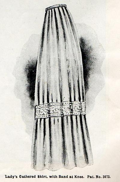 Madame Weigel's 3473