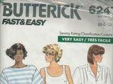 Butterick 6247 B