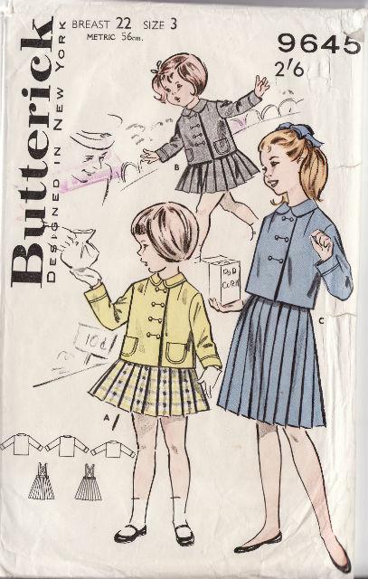 Butterick 9645