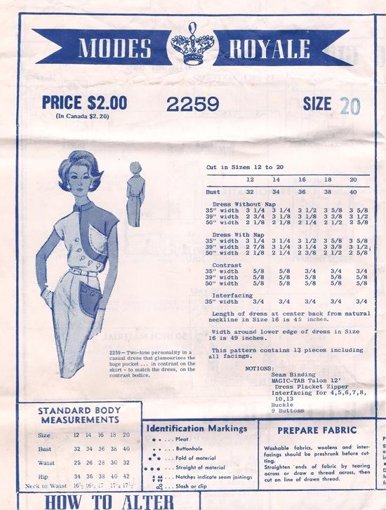 Modes Royale 2259