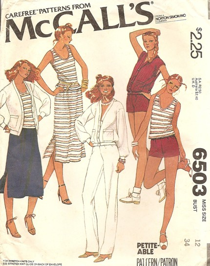 McCall's 6503