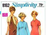 Simplicity 8162 A