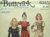Butterick 6355 B