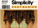 Simplicity 8040 C