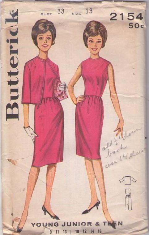 Butterick 2154