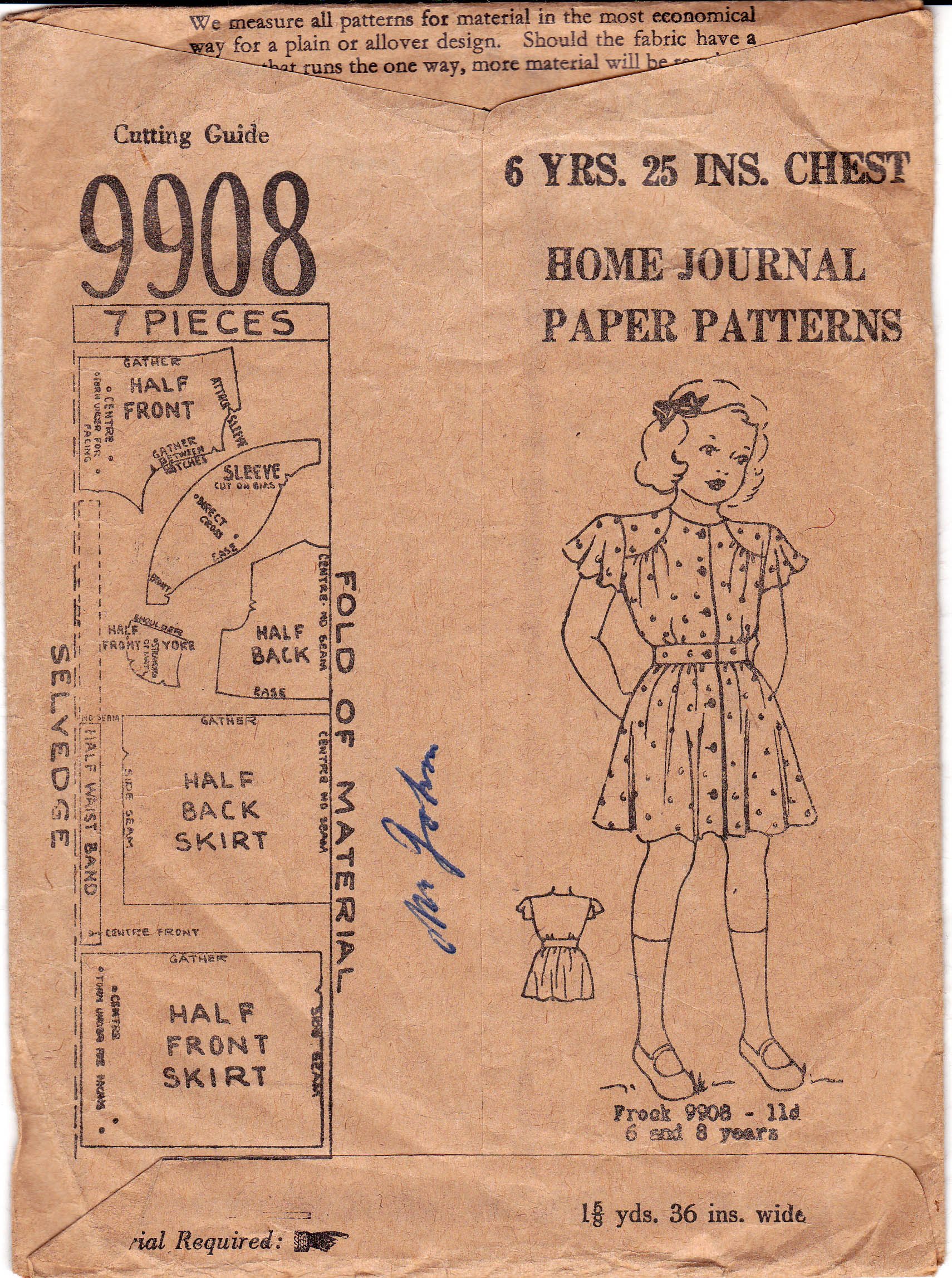 Australian Home Journal 9908