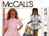 McCall's 9430