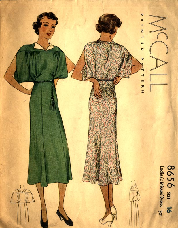 McCall 8656